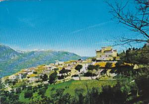 Italy Valva Salerno Panorama