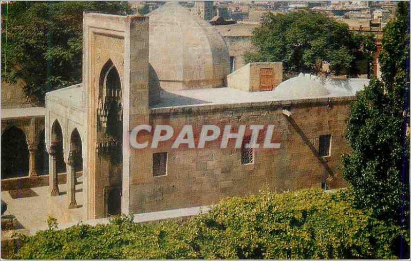 Postcard Modern Bako the palace of the Shirvan Shahs 15th 16th centuria