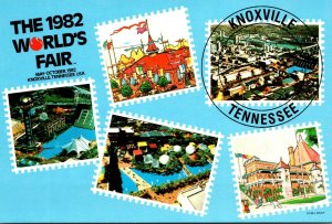 Tennessee Knoxville 1982 World's Fair Festhuas Sunsphere and More