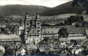 Odenwald Germany, Deutschland Postcard Luftkurort Amorbach Odenwald Luftkuror...