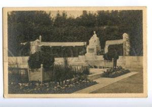 172852 AUSTRIA WIEN Kaiserin Elisabeth Denkmal Vintage PC