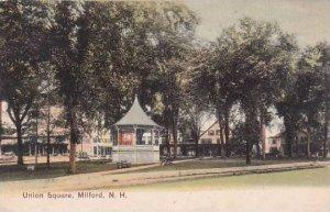 New Hampshire Milford Union Square