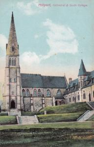 TUCK; MILLPORT, Scotland, United Kingdom, 1900-10s; Cathedral & South College
