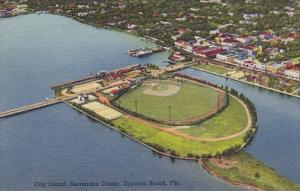 Florida Daytona Beach City Island Recreation Center
