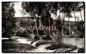 Postcard Modern Clecy The Barrage du Moulin du Vey