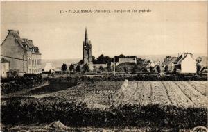 CPA PLOUGASNOU (Finistere) - Ker-Job et vue générale (252968)