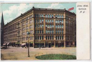 Syracuse NY - Yates Hotel