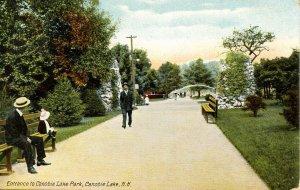 NH - Canobie Lake Park. Entrance