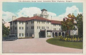 HOOD RIVER, Oregon, 1900-10s; Columbia Gorge Hotel, COLUMBIA RIVER HIGHWAY