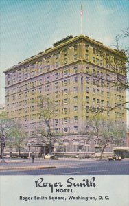 Roger Smith Hotel Washington D C