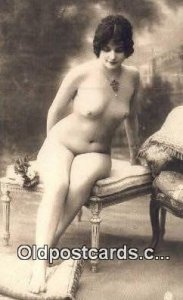 Reproduction # 109 Nude Unused
