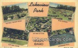 Lakeview Park - Nampa, Idaho ID