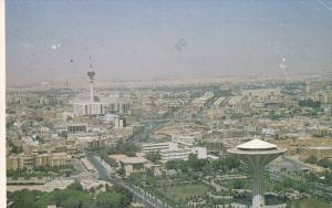 RIYADH, Saudi Arabia, PU-1991; T.V. Tower And Water Tower