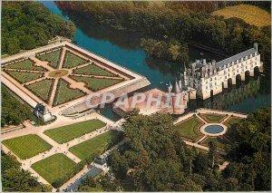 Postcard Modern Chenonceau Built by Thomas Bohier Finance under Charles viii ...