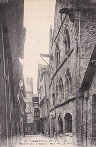 France Caudebec-en- Caux Maisons des Tempilers