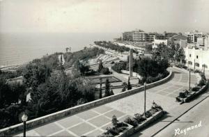Spain Tarragona Avenida de la Victoria y Glorieta de los Caidos 01.94