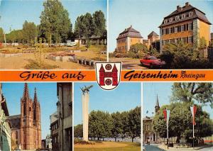 GG11945 Geisenheim Campingplatz, Schloss Johannisberg Rheingauer Dom Denkmal