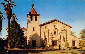 Mission Santa Clara De Asis Santa Clara CA
