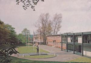 The Wedgewood Factory Stafford Staffordshire Postcard