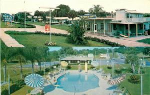 FL, Ocala, Florida, French Court, Pool, Multi View, R.A. Lasater No. C-19371