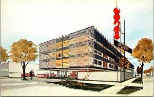 Postcard Motel de Ville in Denver, Colorado~135