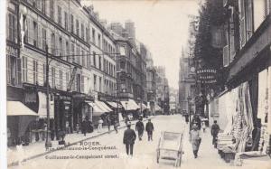 ROUEN (Seine Maritime), France, 00-10s; Rue Guillaume-le-Conquerant, Guillaum...
