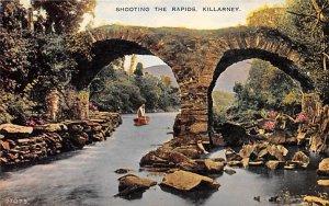 Shooting the Rapids Killarney Ireland Unused
