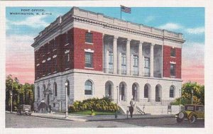 North Carolina Washington Post Office