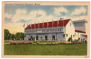 Ogunquit, Maine, Ogunquit Playhouse
