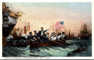 Washington D C Battle Of Lake Erie Commodore Perry 10 September 1813