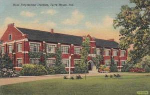 Indiana Terre Haute Rose Polytechnic Institute Curteich