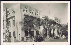 algeria, PHILIPPEVILLE, Postes, Post Office, Car (1950) RPPC