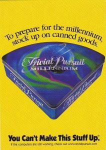 Trivial Pursuit Millenium Commemorative Edition