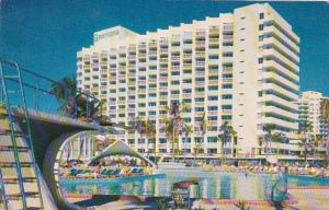 Florida Miami Beach Americana Hotel 1957