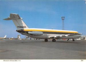 Monarch Airlines - Plane