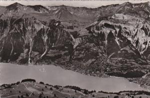 Switzerland Axalp Blick auf die Rothornkette und Brienz 1952 Photo