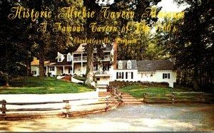 Virginia Charlottesville Historic Michie Tavern Museum