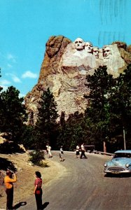 South Dakota Black Hills Mount Rushmore 1977