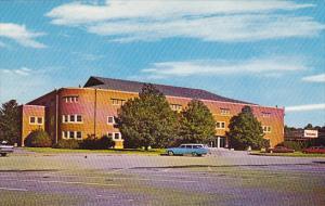 Goettge Memorial Field House Camp Lejeune North Carolina