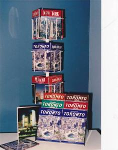 Magazine Rack  #1, Grant-Mann Lithographers Ltd , Vancouver , B.C. , Canada 5...