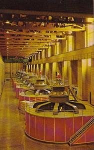 Arizona Giant Generators Hoover Dam Power House