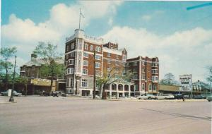 Cornwallis Inn, Motor Hotel & Shopping Plaza, Kentville, Nova Scotia, Canada,...