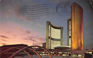 New City Hall Toronto 1966