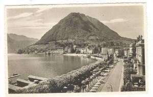 RP, Monte S. Salvatore, Lugano (Ticino), Swtizerland, 1920-1940s