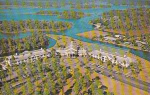 Florida Crystal River Plantation Resort Restaurant and Golf Course