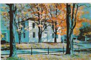 Vermont Weston The Farrar-Mansur House