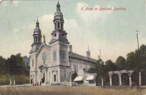 Basilica, S. Anna de Beaupre', Canada,  00-10s