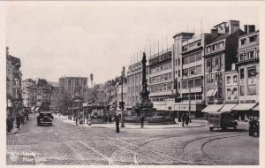 Store Fronts, Place Verte, Verviers (Liege), Belgium, 1910-1920s