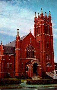 Massachusetts Bradford Sacred Heart Church South Main Street