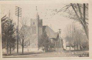 RP: MONTICELLO , Iowa , 1909 ; M.E. Church & Parsonage